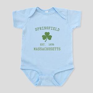 Springfield MA Infant Bodysuit