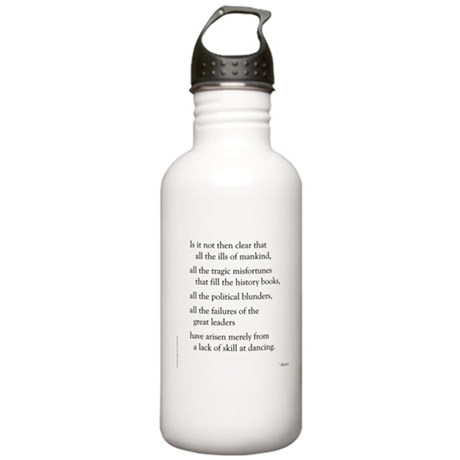 Moliere on Dance Stainless Water Bottle 1.0L