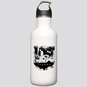 Lost Island Stainless Water Bottle 1.0L