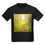 Aspen Trail Deer Kids Dark T-Shirt