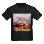 Monument Valley Storm Kids Dark T-Shirt