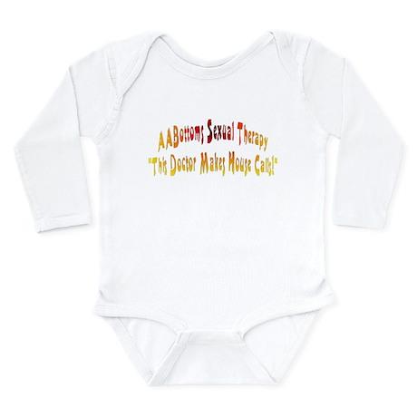 AABottoms Long Sleeve Infant Bodysuit