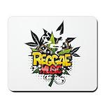 Reggae music Mousepad