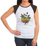 Reggae music Women's Cap Sleeve T-Shirt