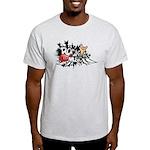 Rock music Light T-Shirt