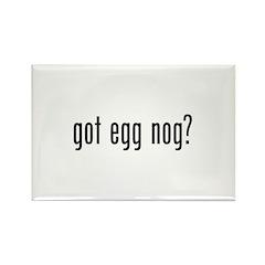 Got Egg Nog Rectangle Magnet (100 pack)