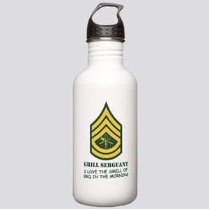 Grill Sgt. Stainless Water Bottle 1.0L