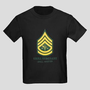 Grill Sgt. Kids Dark T-Shirt