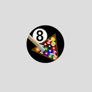 8-ball Mini Button