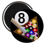 """8-Ball 2.25"""" Magnet (10 pack)"""