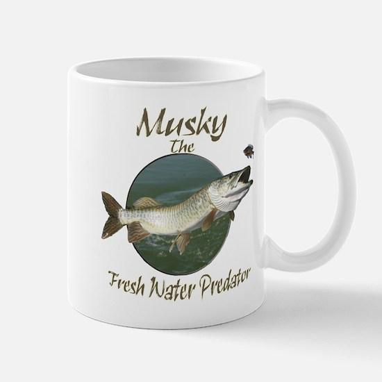 Musky,Predator Mug