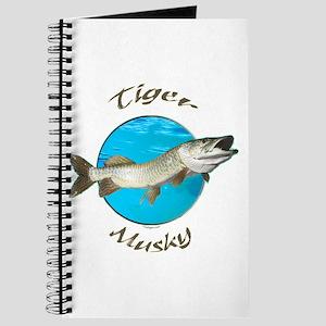 Tiger musky Journal