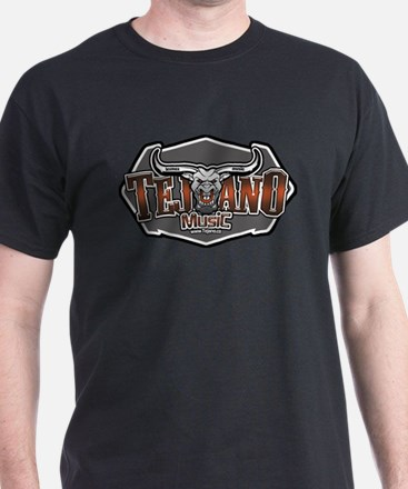 Tejano Music buckle T-Shirt