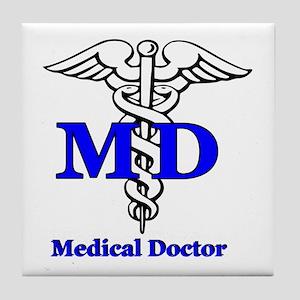 Doctor Tile Coaster