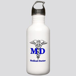 Doctor Stainless Water Bottle 1.0L
