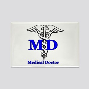 Doctor Rectangle Magnet