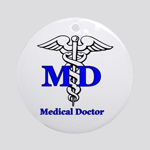 Doctor Ornament (Round)