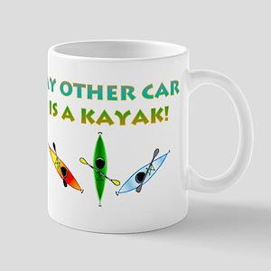 My Other Car Is a Kayak Mug