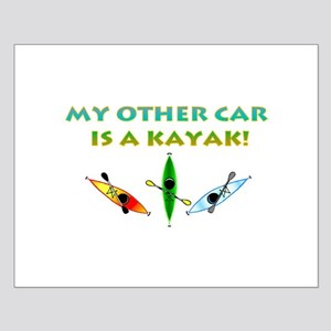 My Other Car Is a Kayak Small Poster