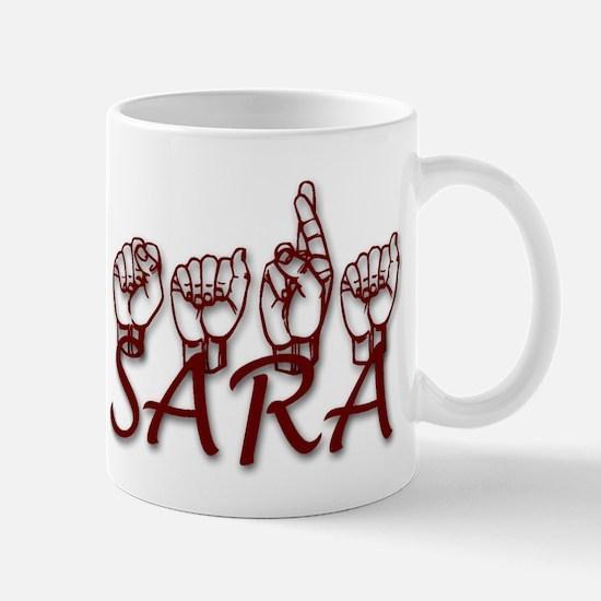 SARA Mug