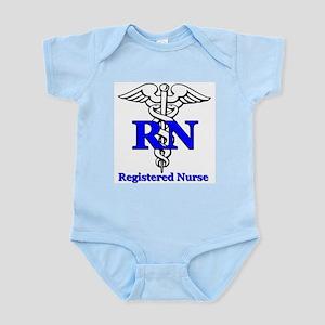 Registered Male Nurse Infant Bodysuit