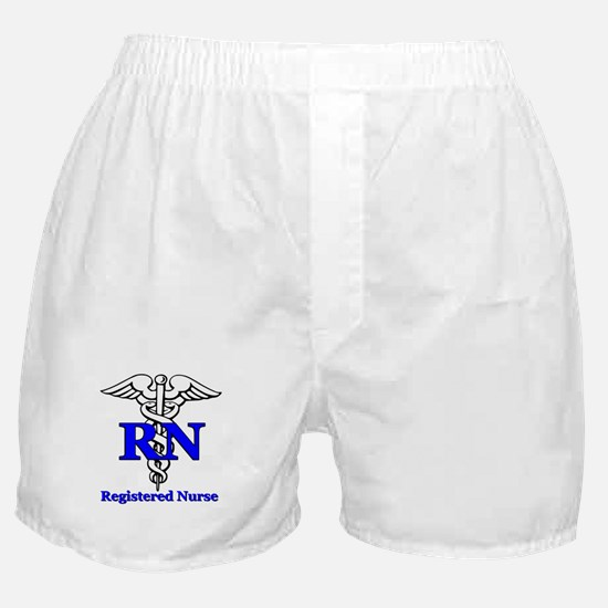 Registered Male Nurse Boxer Shorts