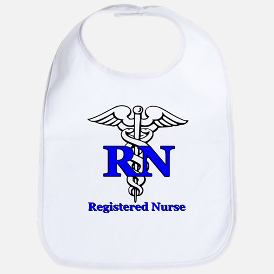 Registered Male Nurse Bib