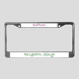 Ardfinnan/ Ballybacon License Plate Frame
