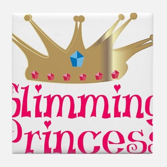 Slimming Princess Tile Coaster