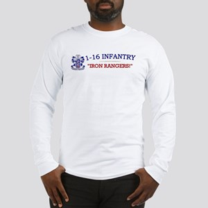 1st Bn 16th Infantry Long Sleeve T-Shirt