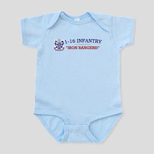 1st Bn 16th Infantry Infant Bodysuit