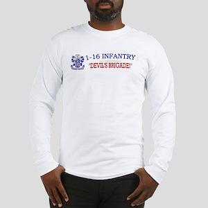 1st Bn 16th Infantry Long Sleeve T-Shirt