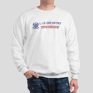 1st Bn 16th Infantry Sweatshirt