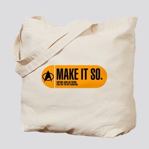 Make It So Tote Bag