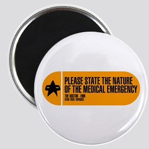 Nature of the Medical Emergency Magnet