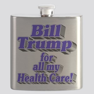 Bill Trump for my Health Care! Flask
