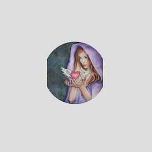 Love Magic Mini Button