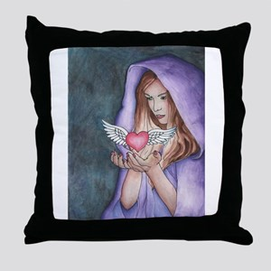 Love Magic Throw Pillow