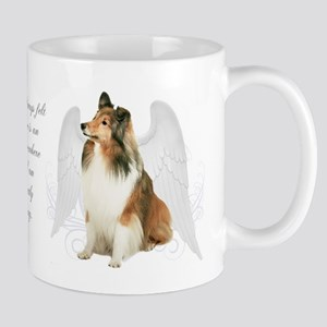 Sheltie Angel Mug