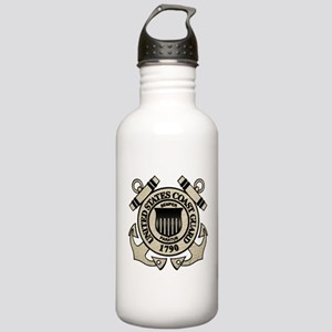 USCG Stainless Water Bottle 1.0L