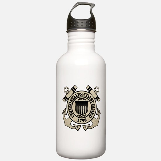 USCG Water Bottle