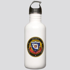 11th District USCG Stainless Water Bottle 1.0L