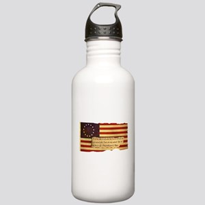 Old Glory Stainless Water Bottle 1.0L