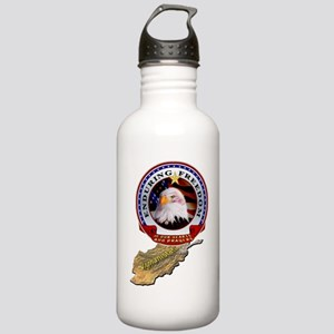 Enduring Freedom Stainless Water Bottle 1.0L