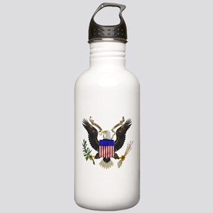 Great Seal Eagle Stainless Water Bottle 1.0L