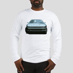 Sky Blue MKIII Toyota Supra Long Sleeve T-Shirt