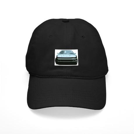 Sky Blue MKIII Toyota Supra Black Cap