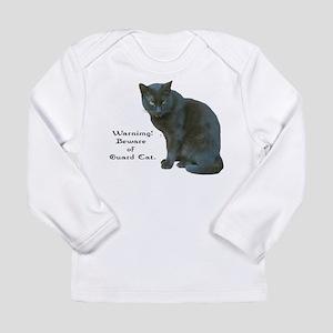 Guard Cat Long Sleeve Infant T-Shirt