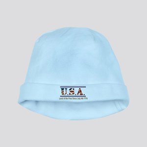Since 1776 baby hat