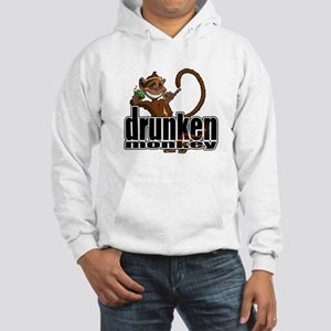 Drunken Monkey Hooded Sweatshirt